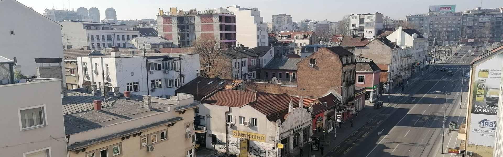 Dostava hrane Bulevar Despota Stefana | Beograd