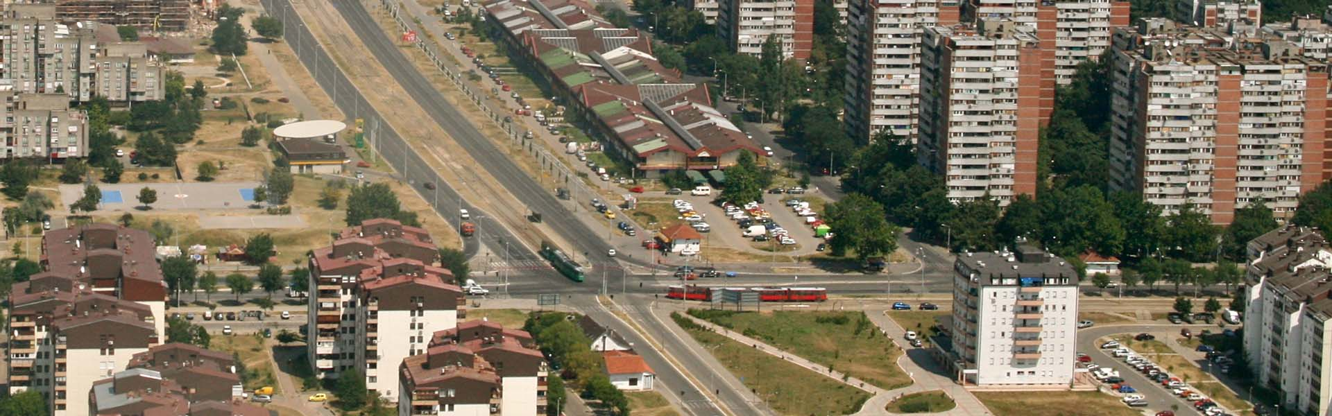 Dostava hrane Enjub (blok 45) | Beograd