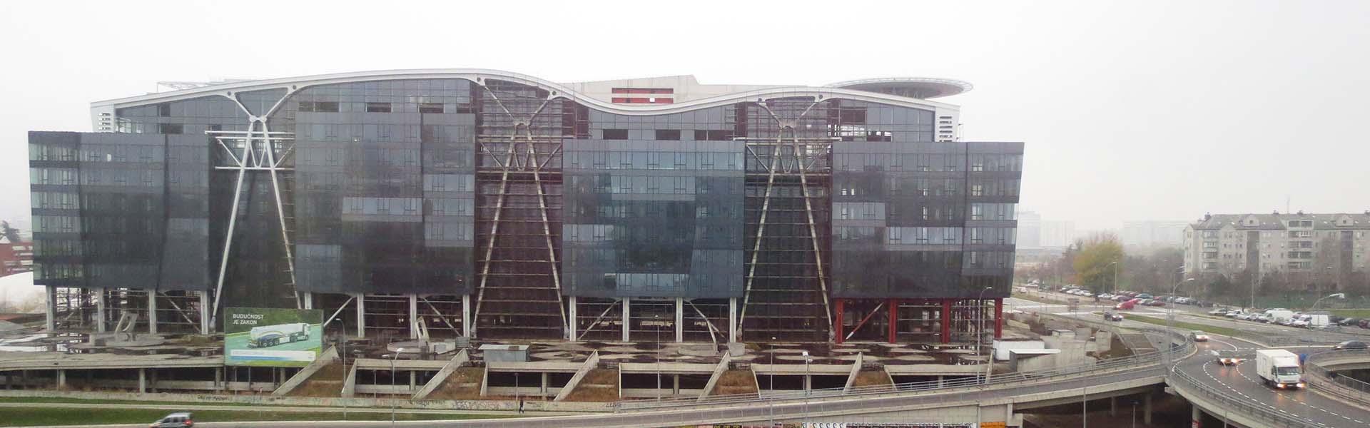 Dostava hrane Expo centar (blok 41) | Beograd