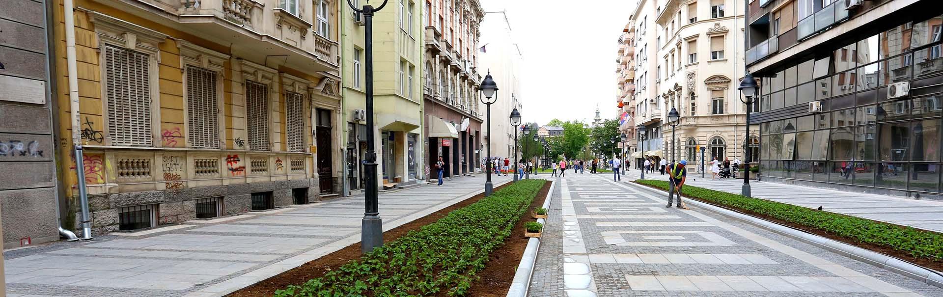 Dostava hrane Obilićev venac | Beograd