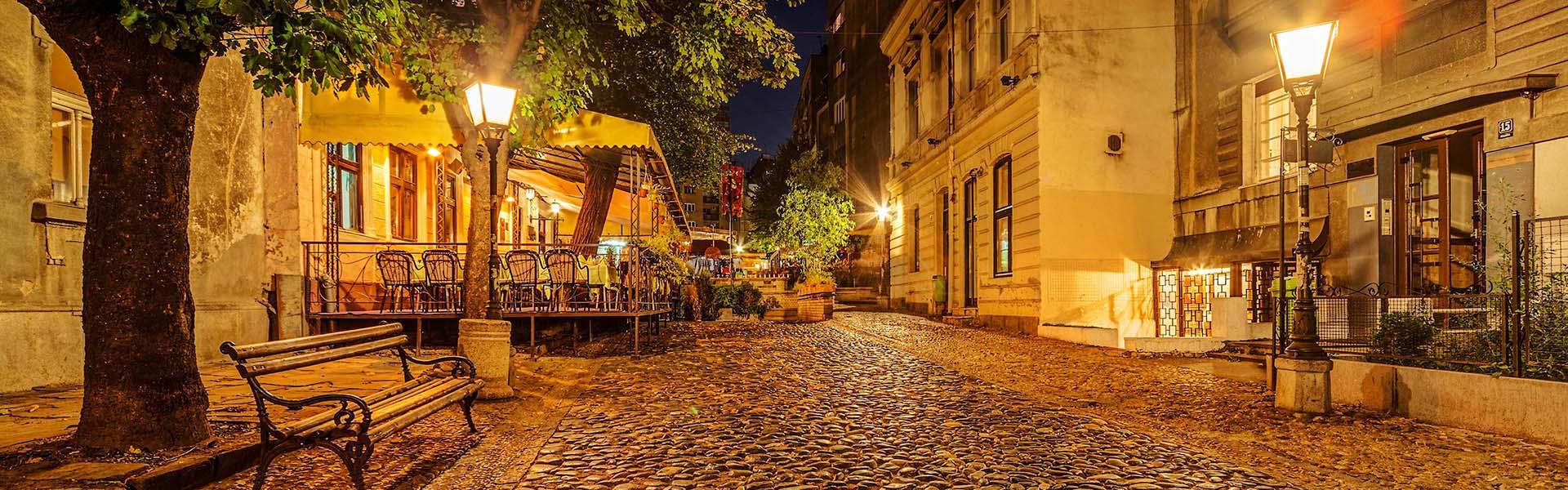 Dostava hrane Skadarlija | Beograd