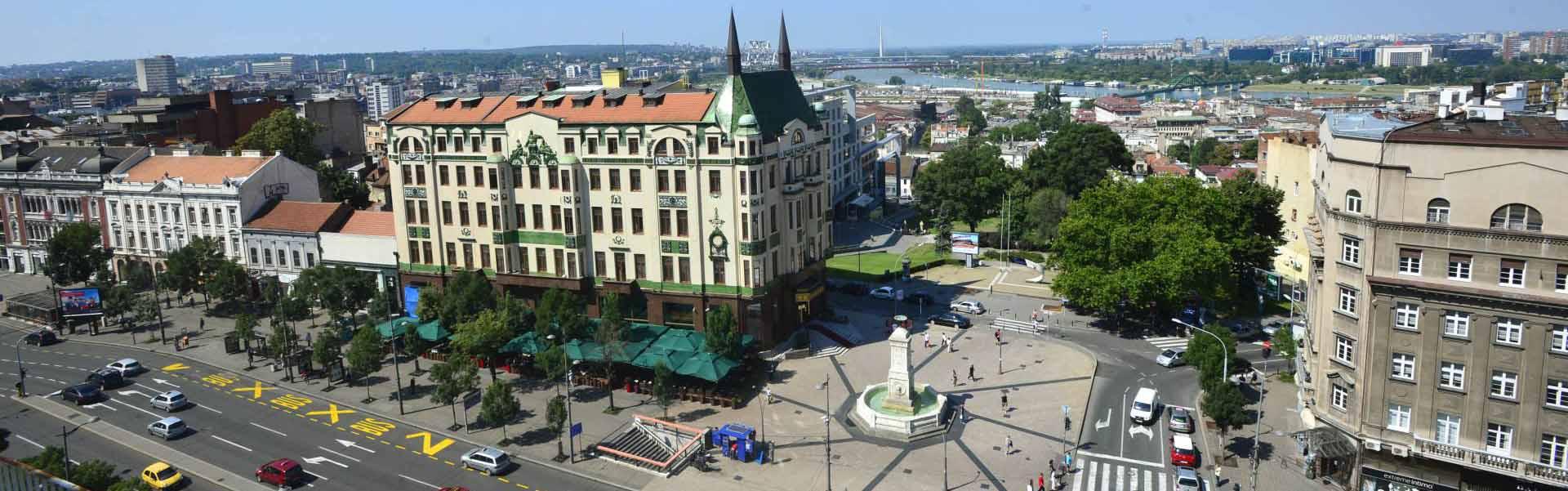 Dostava hrane Terazije | Beograd