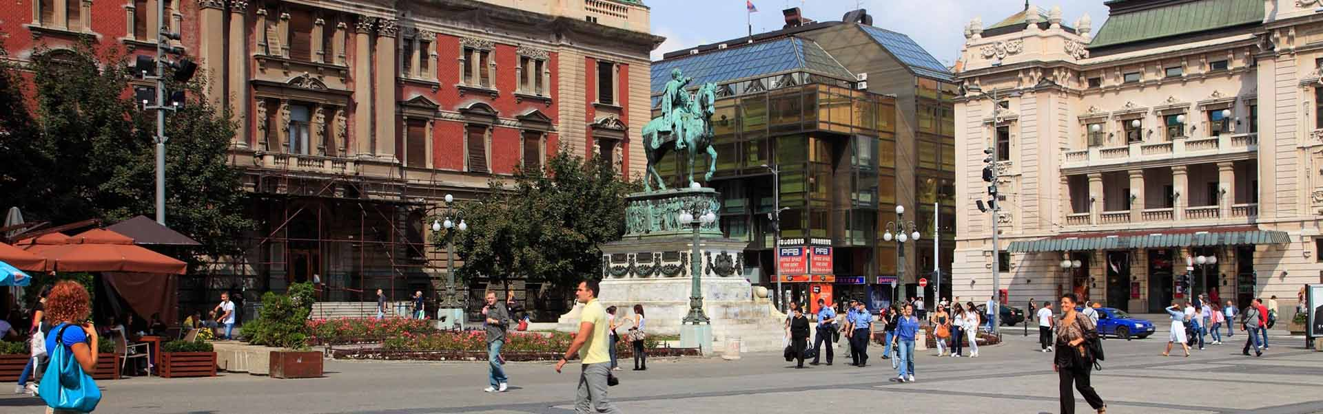 Dostava hrane Trg Republike | Beograd