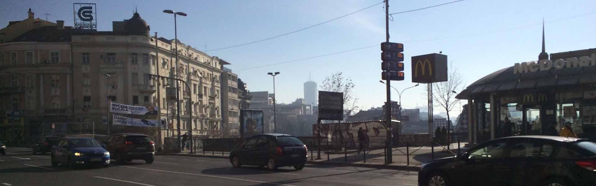 Dostava hrane Zeleni venac | Beograd